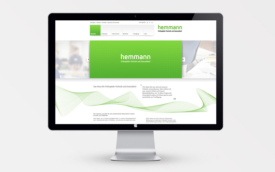 Hermann Corporate Design